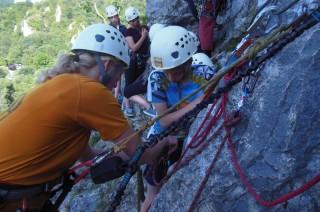 Ardennen Climbing Camp