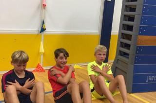 Kids freerun kamp