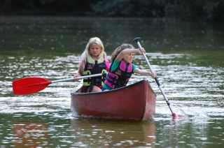 Adventure for kids camp