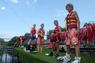 Kids Wakeboard Camp