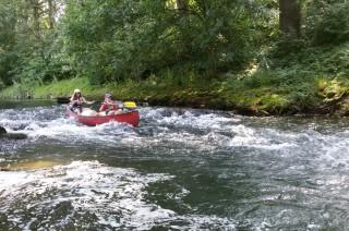 Canoe Expeditie Camp