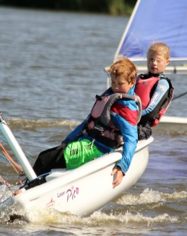 Youth Sailing Double-handed (Laser Pico)