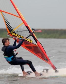 Cursus Windsurfen (starboard)