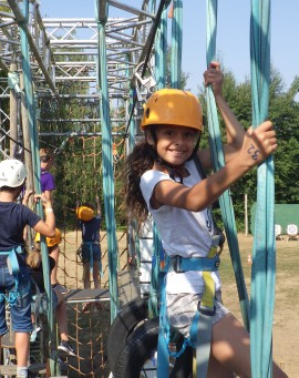 Meivakantie: Fun & Adventure Camp