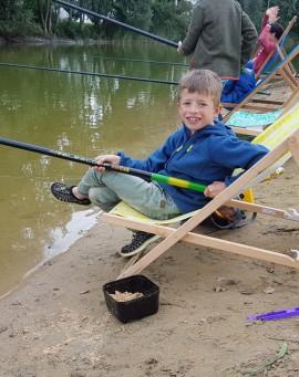 Fish & Fun Camp