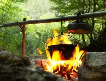 Wild koken