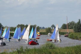 Zeilen   Zeilkampen in Friesland