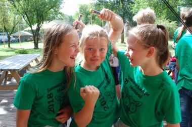 Vijf redenen om op zomerkamp te gaan
