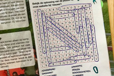 Oplossing puzzel brochure 2019